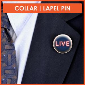 COLLAR | LAPEL PIN